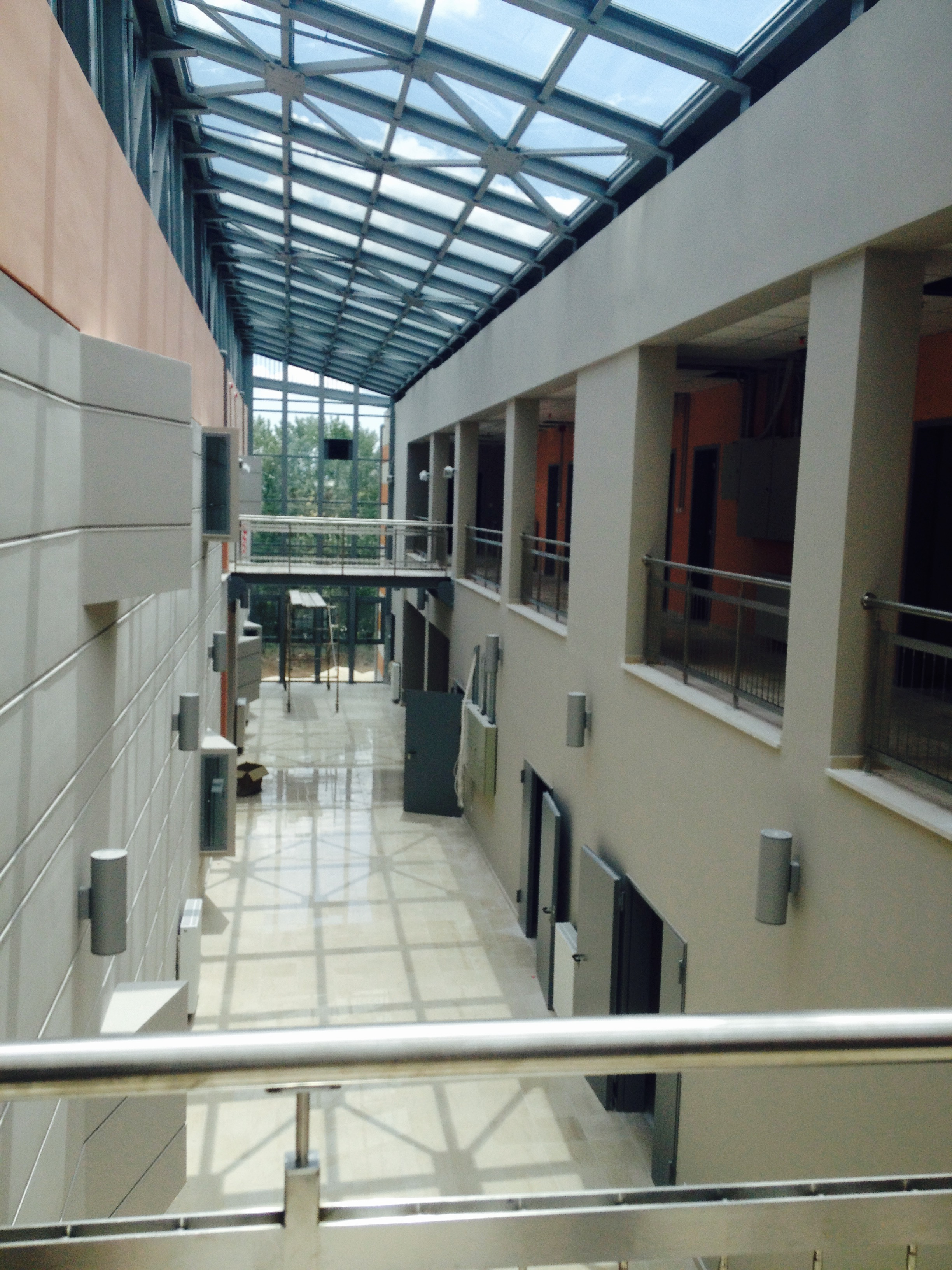 BET New building  interior 2
